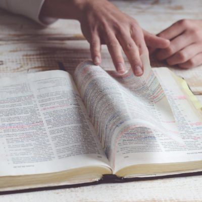 Do You Have a Life Verse? Do You Need One?